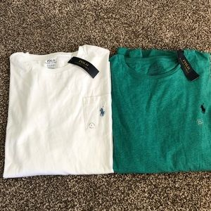 Polo Ralph Lauren long sleeve tees